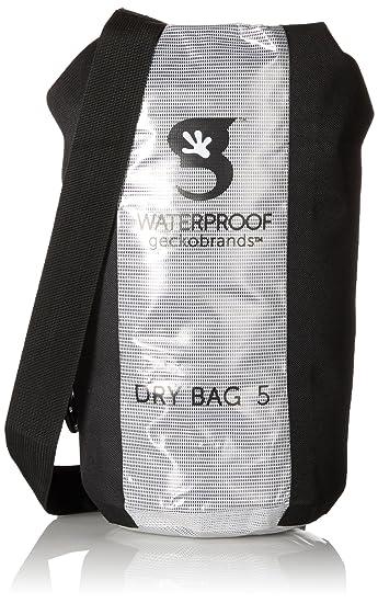 79d962b24c17 Geckobrands Waterproof Durable View Dry Bag