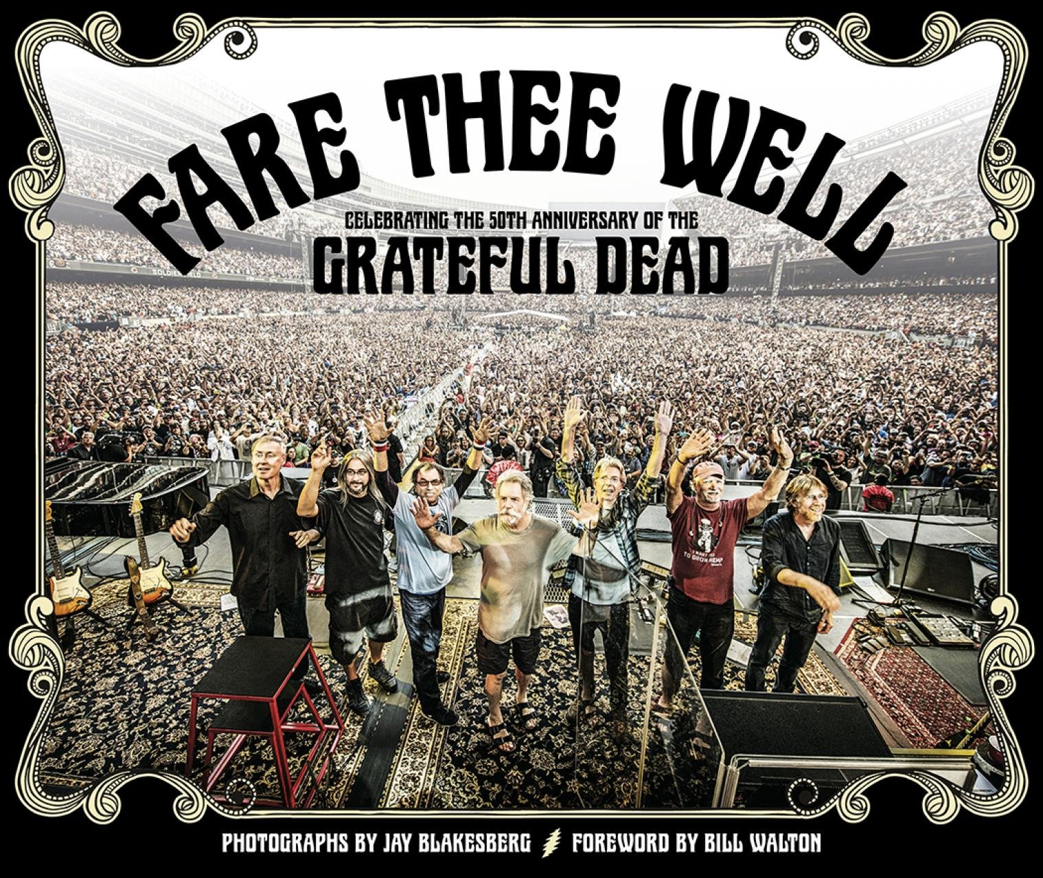 fare thee well