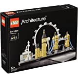LEGO - Architecture - Londres - 21034 - Jeu de Construction