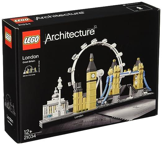 649 opinioni per LEGO Architecture 21034- Set Costruzioni Londra
