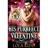 His Purrfect Valentine (Small Town Shifters: Celebration Book 2)