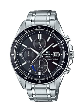31f55bf0ecf7 Image Unavailable. Image not available for. Color  Casio Men s EFS-S510D-1AVUEF  Edifice Analog Display Quartz Silver Watch