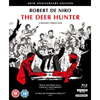 The Deer Hunter 40th Anniversary Collector's Edition [4K UHD] [2018] [Blu-ray]