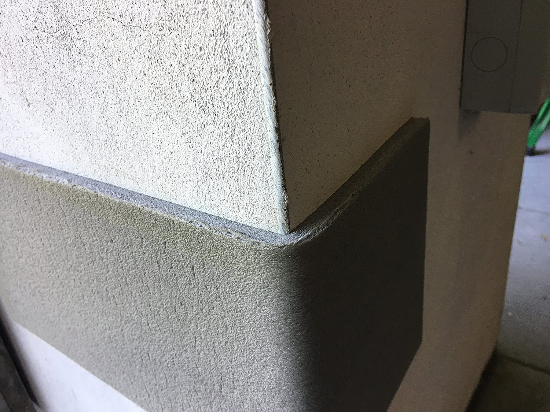 Paracolpi Pareti Garage box Auto strisce pannelli adesive 140//21//1cm Antracite