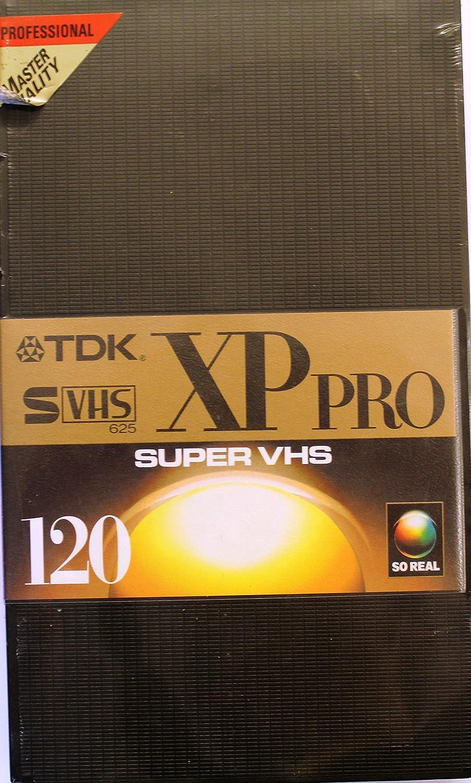 TDK SE 120XP Pro S-VHS. Very