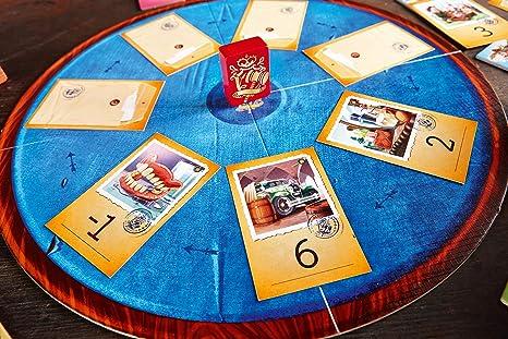 HABA- Lady Richmond, una Herencia en subasta (302737): Amazon.es: Juguetes y juegos