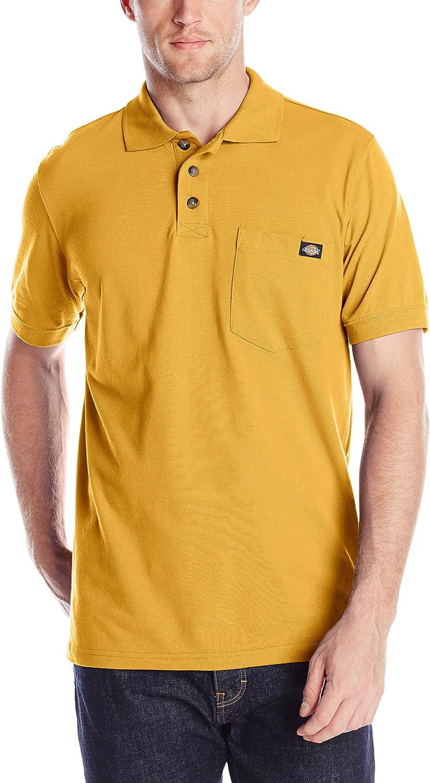 Dickies Mens Performance Polo Polo Shirt