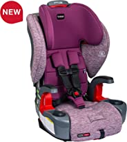 Britax USA E1C199G Britax Grow with You ClickTight Harness-2-Booster Car Seat - 2 Layer Impact Protection - 25 to 120 Pounds