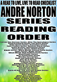 ANDRE NORTON: SERIES READING ORDER: A READ TO LIVE, LIVE TO READ CHECKLIST[Solar Queen Series, Time Traders Series, Witch World Series, Magic Series]