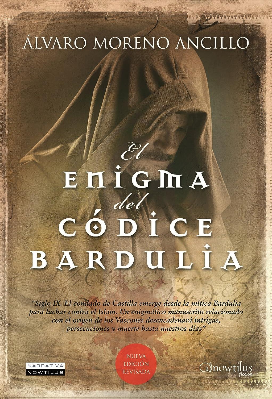 El enigma del códice Bardulia eBook: Ancillo, Álvaro Moreno: Amazon.es: Tienda Kindle