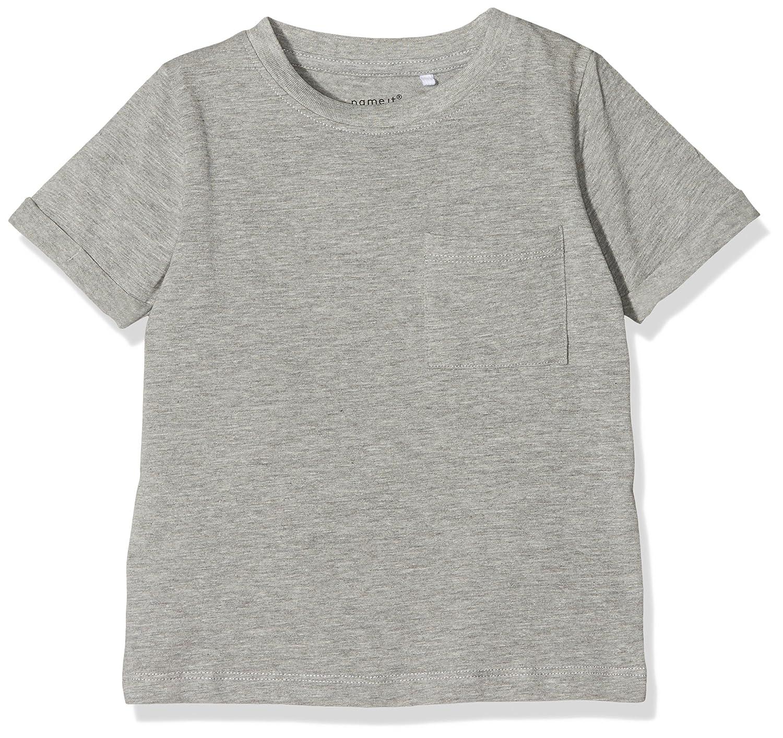 NAME IT Nkmvester SS Top Noos, Camiseta para Bebés 13148743