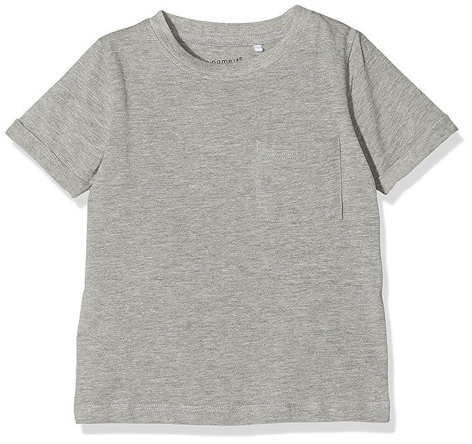 7c300a67c T-Shirts   Hemden Baby NAME IT Baby-Jungen Langarmshirt Nmmvay Ls Slim Top  Noos