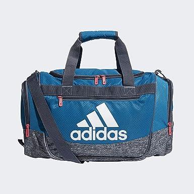 Amazon.com: adidas Defender III Small Duffel Bag: Clothing