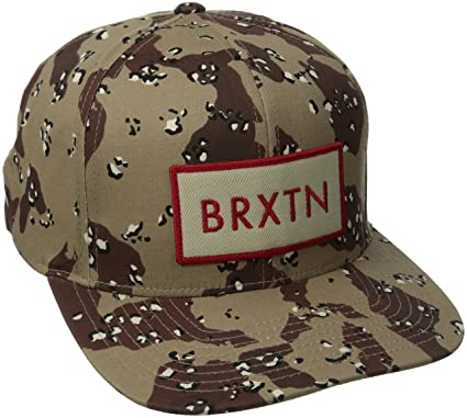 3df473b715083 Amazon.com  Brixton Men s Rift Snap Back