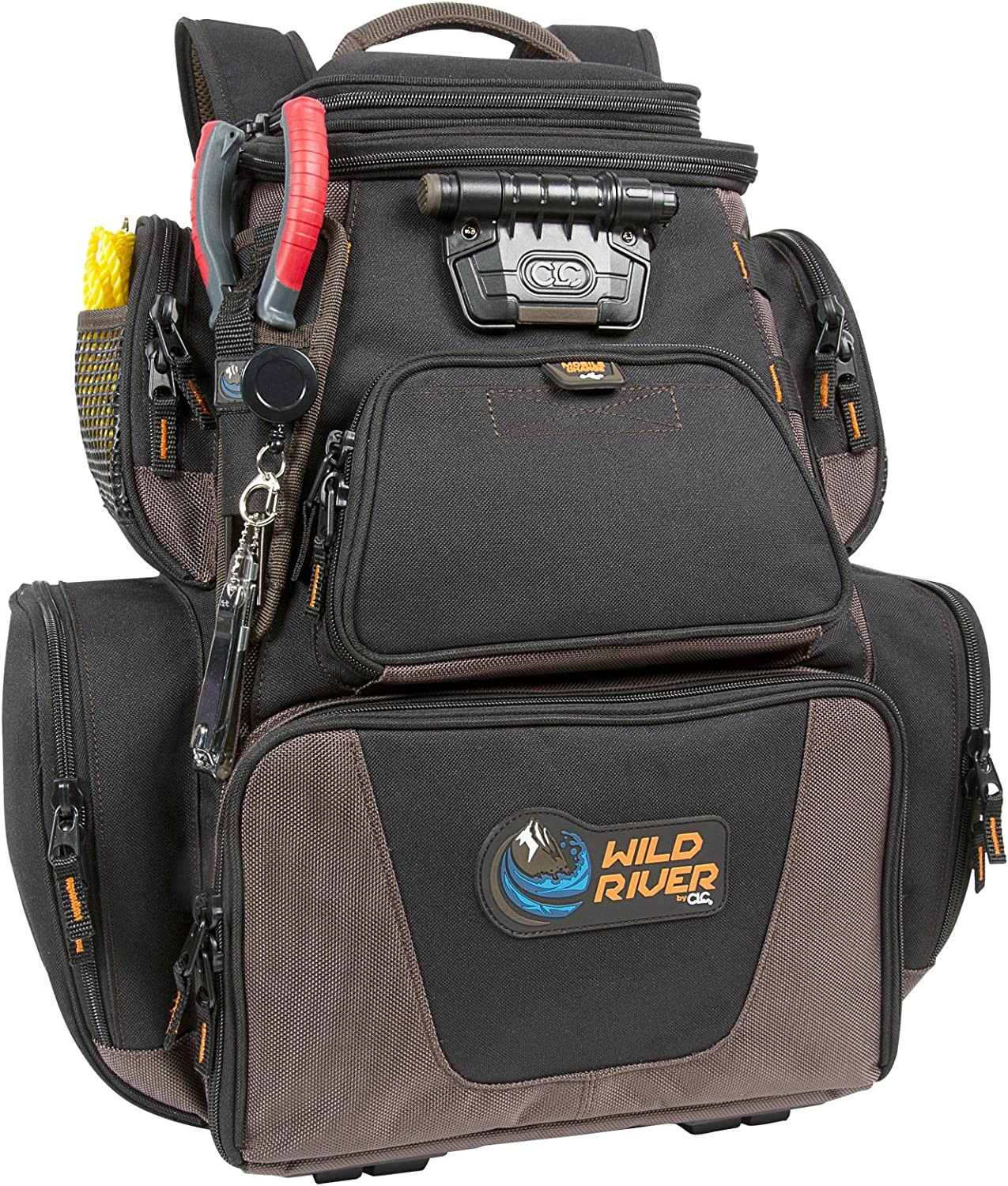 wild river nomad lighted tackle pack