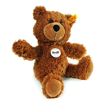 Steiff Charly Dangling Teddy Bear Plush, Brown, 30cm: Toys & Games