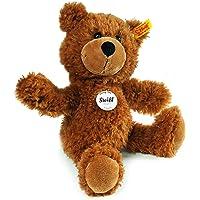 Steiff Charly Dangling 泰迪熊毛绒玩具,棕色,30 厘米