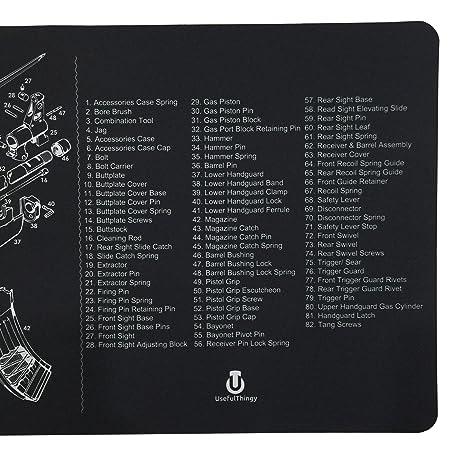 Amazon.com: Pistola de limpieza Mat: Sports & Outdoors