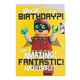 Hallmark LEGO Batman Medium Fantastic Birthday Card