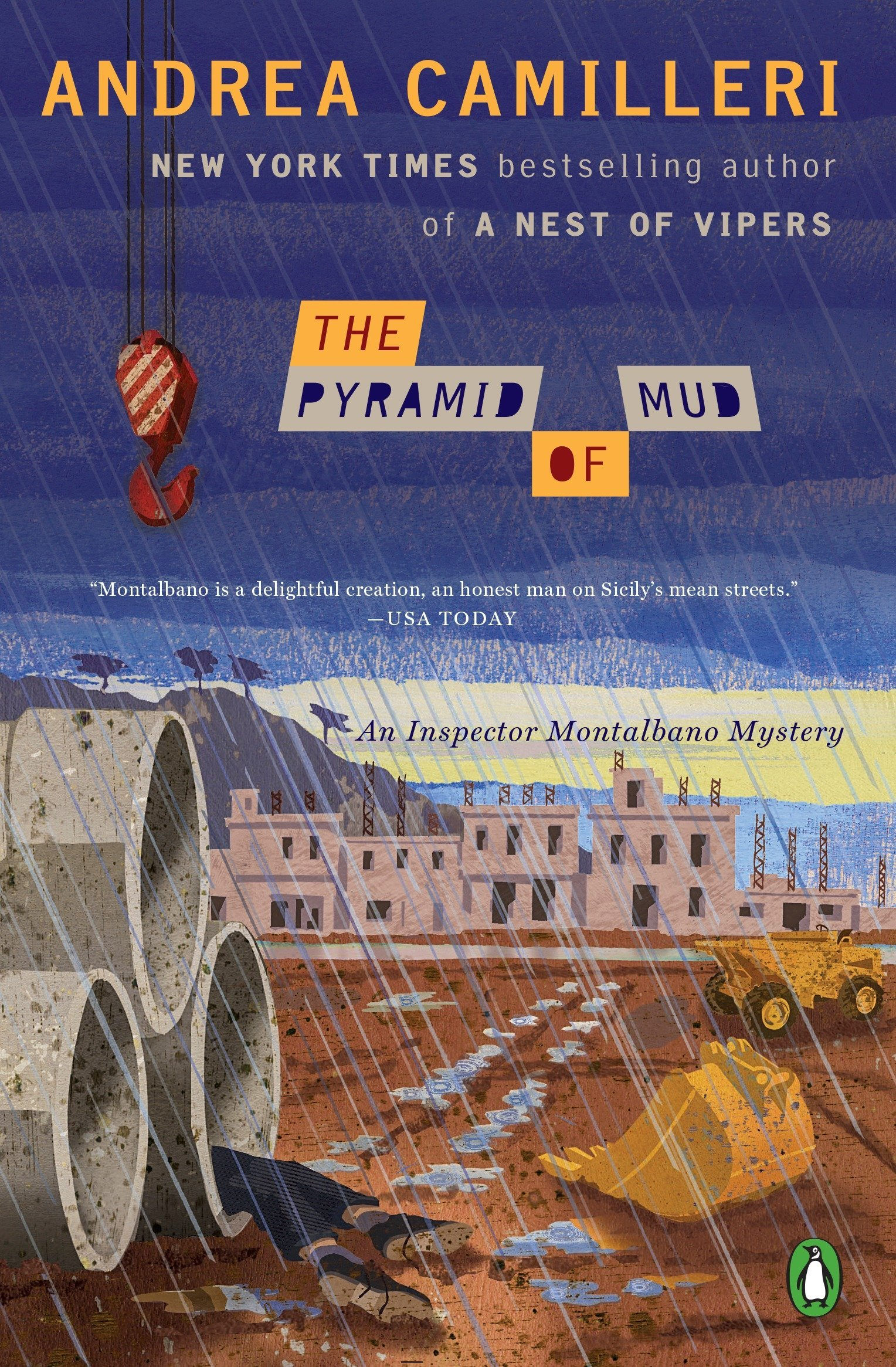 The Pyramid of Mud (An Inspector Montalbano Mystery) by Unknown