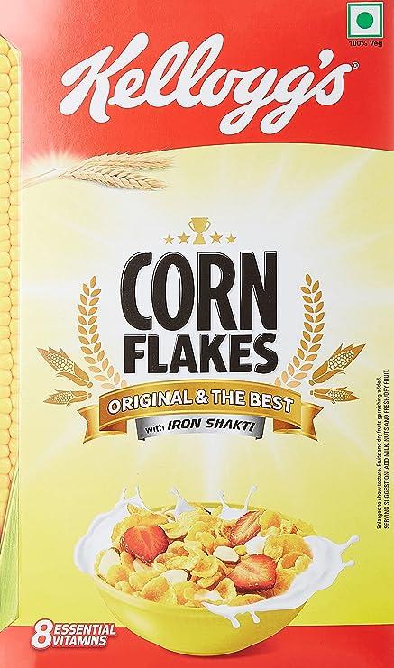 Kellogg's Corn Flakes, 475g: Amazon.in: Amazon Pantry