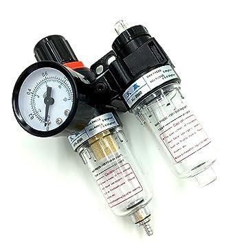 エアー レギュレーター ウォーター セパレーター 水抜き 空気圧調整 (Bタイプ)
