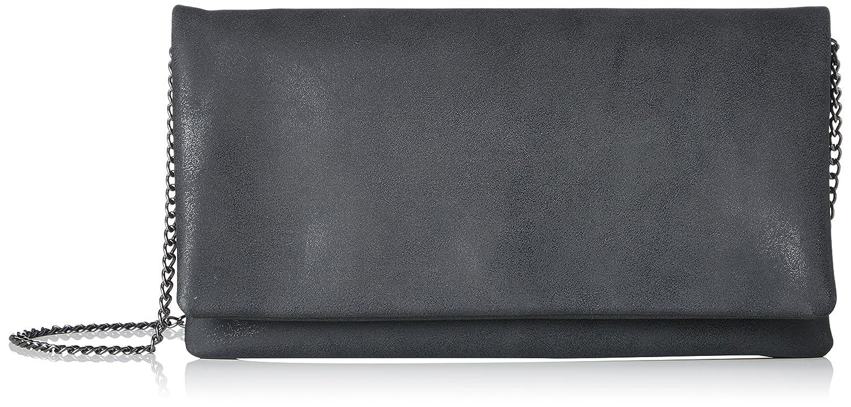 s.Oliver (Bags Damen 39.710.94.4651 Clutch, (Black/Schwarz), 3x13.5x26 cm s.Oliver (Bags)