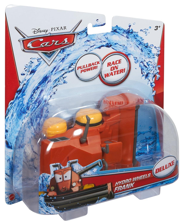 Disney Cars Hydro Wheels Deluxe Bath Frank Harvester Vehicle