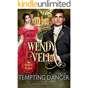 Tempting Danger (Sinclair and Raven Book 6)