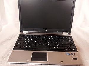 HP Elitebook 8440p 14-Inch (i5, 2.4GHz, 4GB Memory, 250Gb HDD, Windows 7 Professional 64-Bit), Silver