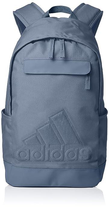 adidas Class BP, Mochila Unisex Adulto, Azul Acenat/Maruni, 24x36x45 cm (