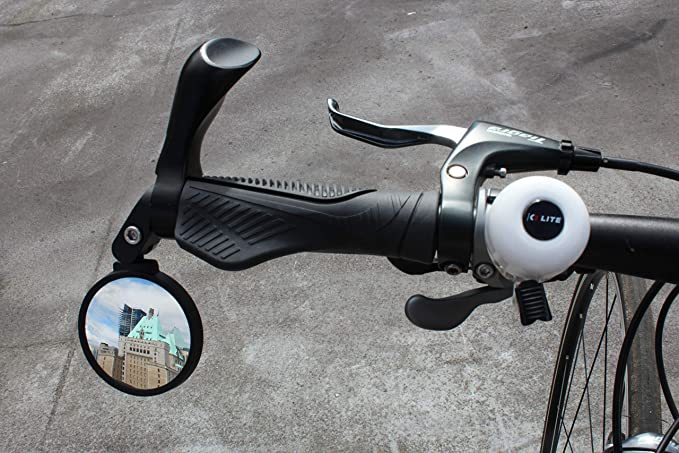 Mirrycle MTB Bar End Mountain Bicycle Mirror set of 2