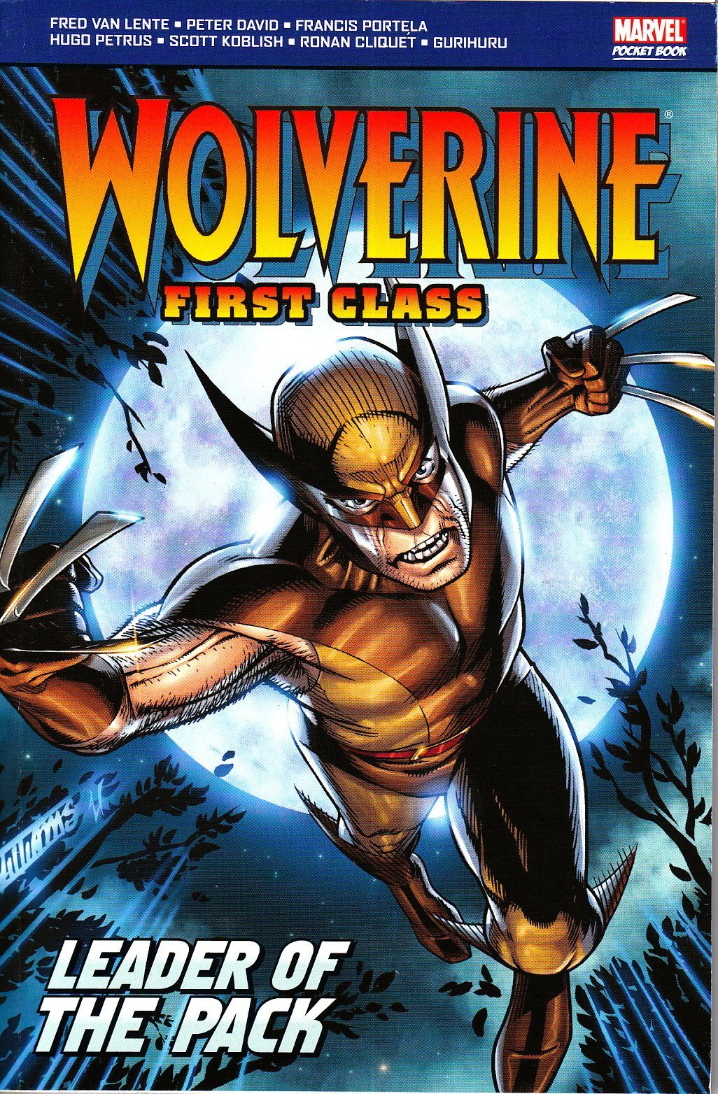 Download Wolverine: First Class Leader of the Pack pdf epub