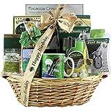 GreatArrivals Gift Baskets Golfer's Delight, Birthday, Golf Gift Basket, 6 Pound