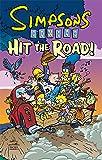 Simpsons Comics Hit the Road! (Simpsons Comic Compilations)