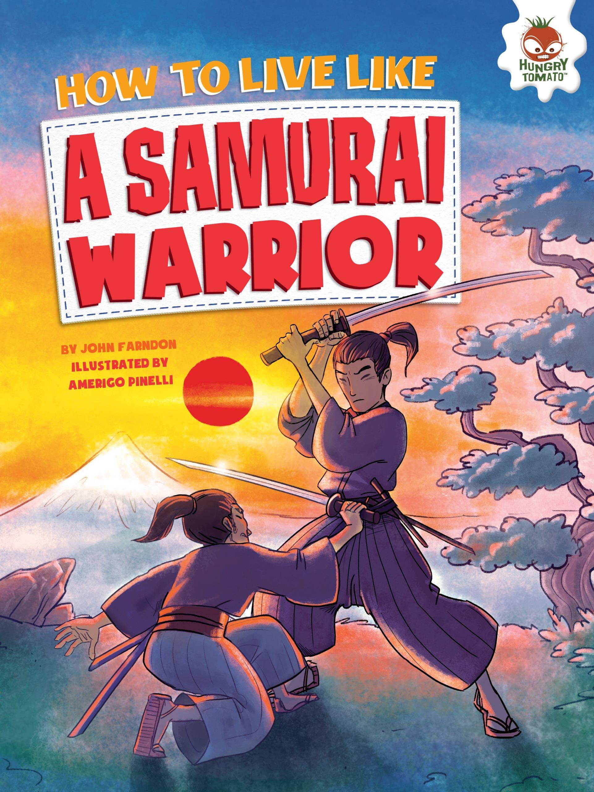Download How to Live Like a Samurai Warrior PDF