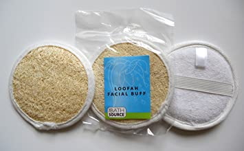 Exfoliating facial pad