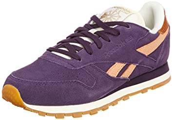 013b90ce71ebee Reebok CL Leather Suede m43025 Women s Classic Sports Leisure Shoes ...