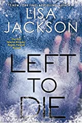 Left to Die (An Alvarez & Pescoli Novel Book 1) Kindle Edition