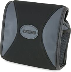 Carson BinoArmor Deluxe Silent Neoprene Case for Binoculars – Fits Most 42mm Models