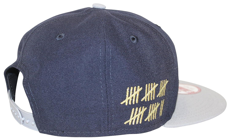11aec8bf5b1 New Era 9Fifty Team Hasher NY Yankees Snapback 27X Champions at Amazon  Men s Clothing store
