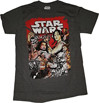 Tee Rogue One Rebels Poster Star Wars