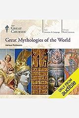 Great Mythologies of the World Audible Audiobook