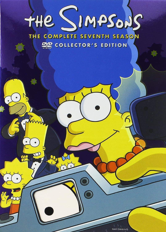 Simpsons: Season 7 [DVD] [Region 1] [US Import] [NTSC]: Amazon.co.uk: The  Simpsons: DVD & Blu-ray