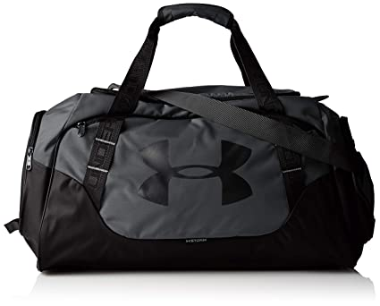 Under Armour Undeniable 3.0 Small Duffle Bag, Graphite (040) Black ca58708a04