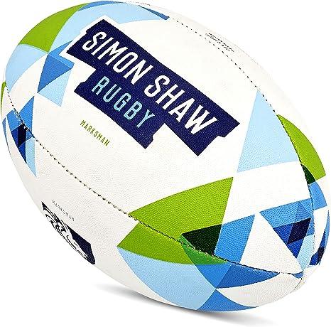 Simon Shaw - Pelotas de Rugby (tamaño 5): Amazon.es: Deportes y ...