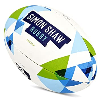 Simon Shaw - Pelotas de Rugby (tamaño 4): Amazon.es: Deportes y ...
