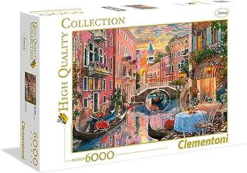 Piece Jigsaw Puzzle Venice at Sunset