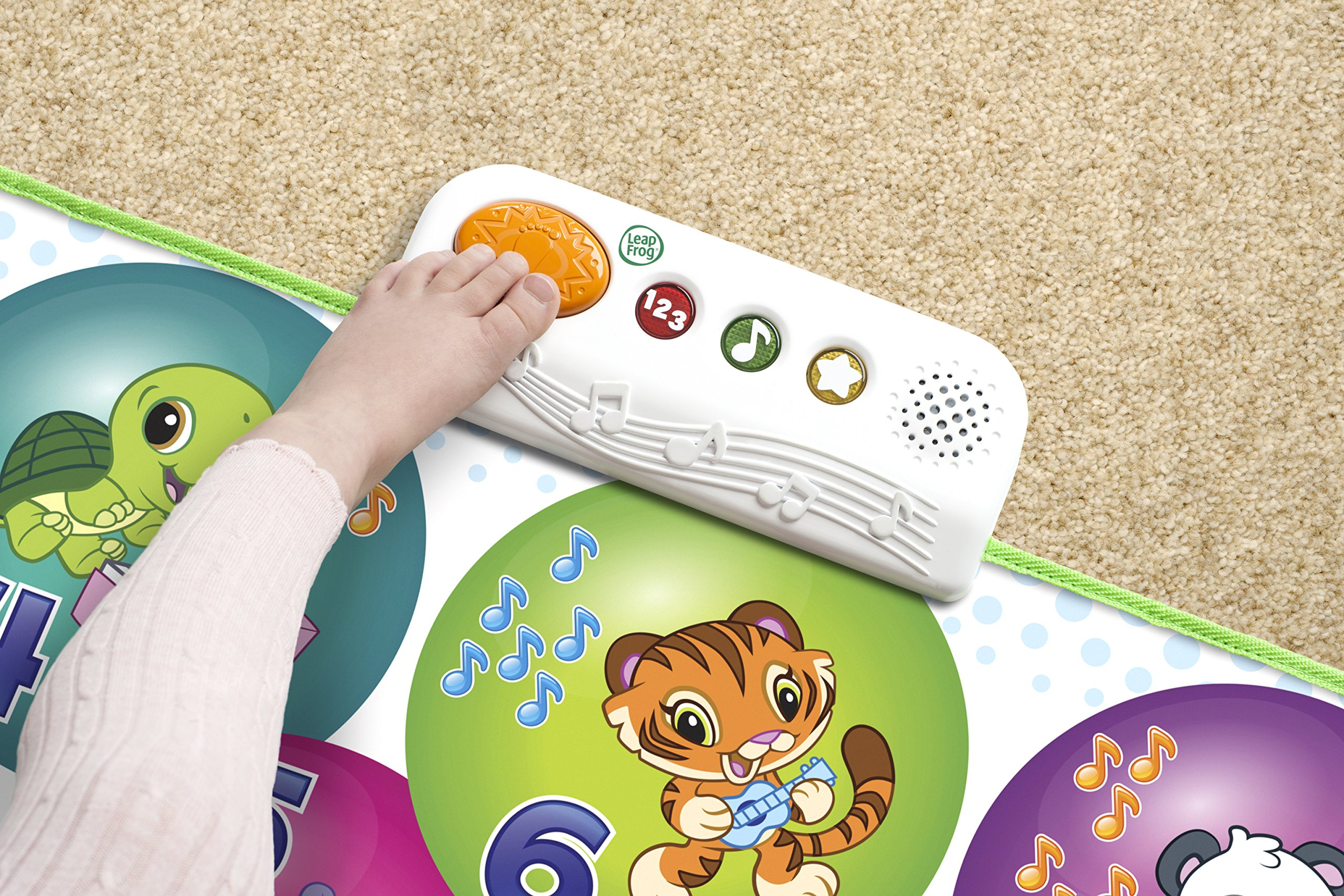LeapFrog Learn and Groove Musical Mat, Green by LeapFrog (Image #4)