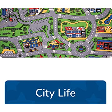 best Learning Carpets City Life reviews